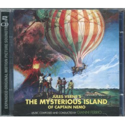 THE MYSTERIOUS ISLAND OF CAPTAIN NEMO (2CD - SEALED)