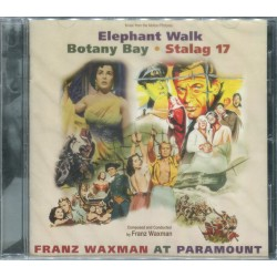 FRANZ WAXMAN AT PARAMOUNT (SEALED)