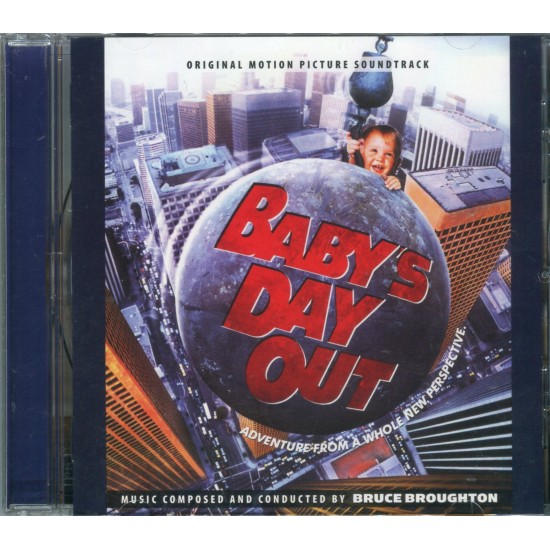 BABY'S DAY OUT (Sealed)