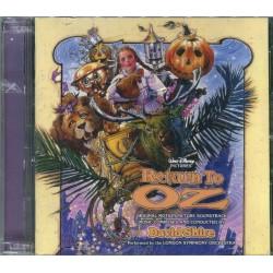 RETURN TO OZ (2CD Sealed)