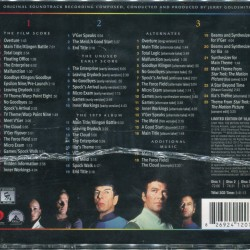 STAR TREK: THE MOTION PICTURE (3CD - Sealed)