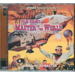 MASTER OF THE WORLD/GOLIATH AND THE BARBARIANS (2CD - Sealed)