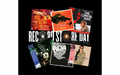 RECORD STORE DAY 2018 - THE SOUNDTRACKS!