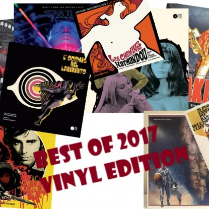 THE BEST OF 2017 - VINYL EDITION!