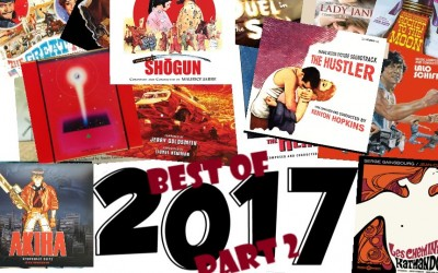 THE BEST OF 2017 - Part 2