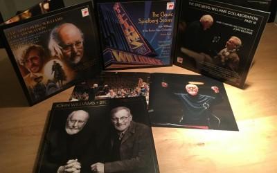 SPIELBERG-WILLIAMS ULTIMATE LP BOX