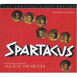 SPARTACUS (SEALED - The Complete Masters)