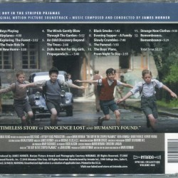 THE BOY IN THE STRIPED PAJAMAS (SEALED)